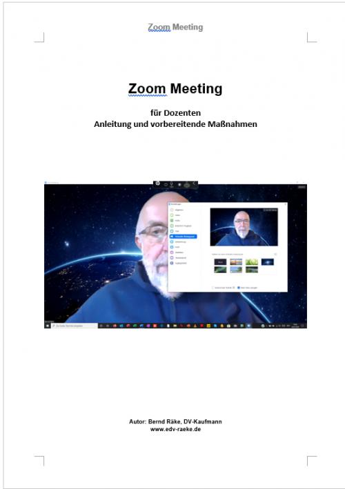 Seminar Zoom